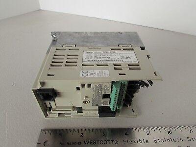 Omron Variable Freq. Micro Inverter 3g3mv-c2004 3p 220 Input 0-400hz Vfd Uk Made