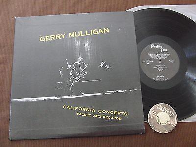 LP Gerry Mulligan California Concerts Japan 1991 | M- to EX