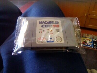 N64 Nintendo 64 Pal Loose Game Cartridge World Cup 98