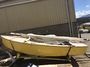 11ft dinghy ready to sail Glenorchy Glenorchy Area Preview