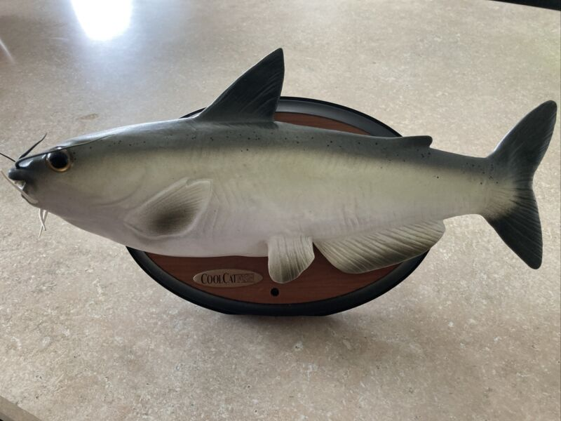 Gemmy Industries COOL CAT Animatronic Singing Catfish, Tested