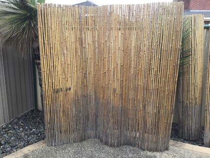 Bamboo fencing/screen Lalor Whittlesea Area Preview