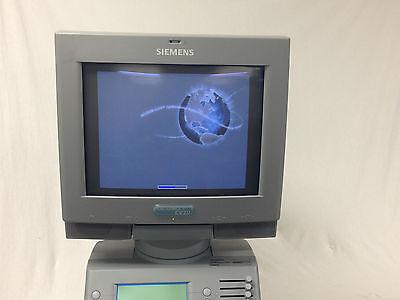 Siemens Acuson Cv70 Cardiac Vascular Ultrasound Machine. L10-5 P4-2 Included