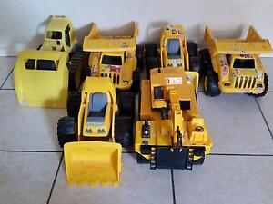 6 toy trucks Eight Mile Plains Brisbane South West Preview