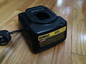 New dewalt charger