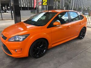 2010 Ford Focus XR5 Turbo, 6 Speed Manual. Ringwood Maroondah Area Preview