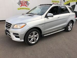 2012 Mercedes-Benz M-Class ML 350, Navi, Leather, Panoramic Sunr