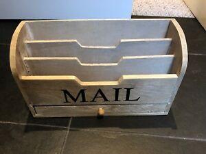 Urban Barn mail / letter holder.