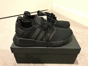 Adidas NMD R1 Triple Black US8.5 and US9 Yeezy Ultra Boost Melbourne CBD Melbourne City Preview