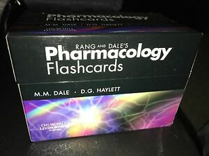 Rang and dales pharmacology flashcards Revesby Heights Bankstown Area Preview