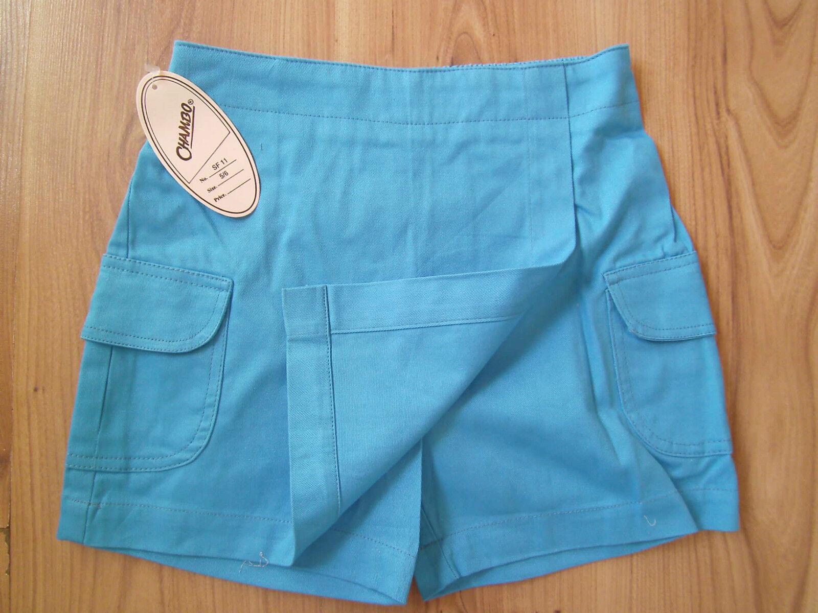 Girls Children Youth Junior Sportswear Skort Skirt Hockey