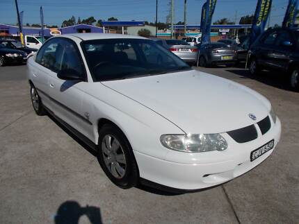 2001 Holden Commodore Sedan Sandgate Newcastle Area Preview