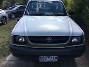 Today Hilux 2003$ 2900 Doveton Casey Area Preview