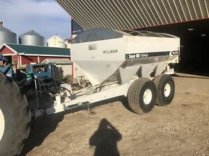 Willmar S800 8 Ton Fertilizer Spreader