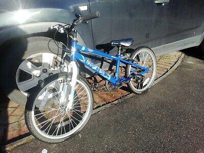 Boys Bike Apollo Switch Blue 5 to 8 Years