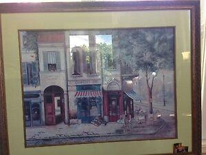 Peinture , paint, art, picture frame,
