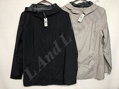 32 Degrees Cool Rain Jacket Womens Variety Bag Included Nwot