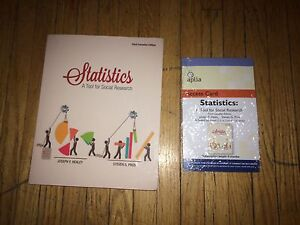 Statistics- a tool for research with access card