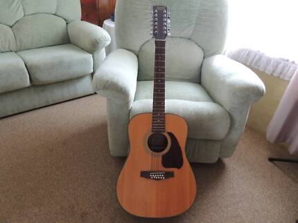 ibanez 12 string guitar Benowa Gold Coast City Preview