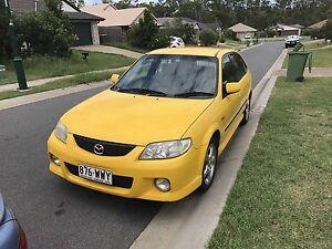 2002 Mazda 323 sp20 Brassall Ipswich City Preview