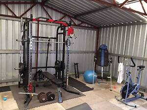 ULTIMATE MULTI FUNCTIONAL TRAINER (Complete Gym Package) Kenwick Gosnells Area Preview