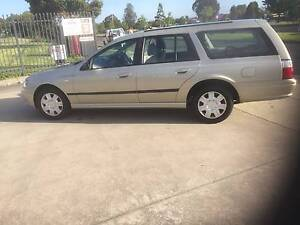 2002 Ford Falcon Wagon Frankston Frankston Area Preview