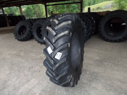 Two new 18.4-34 14 ply R1 Tractor Tires
