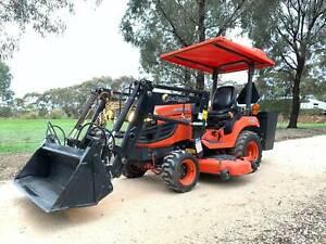 Kubota BX2660 Tractor Loader West Bendigo Bendigo City Preview