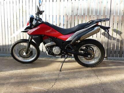 HUSQVARNA 650 TERRA Adventure Bike