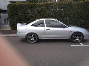2000 Mitsubishi Lancer Coupe Woolloongabba Brisbane South West Preview