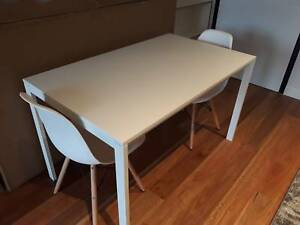 Ikea Dining Table And 2 Kmart Chairs Dining Tables Gumtree