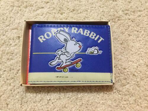 Vintage 1981 Sanrio Robby Rabbit wallet hello kitty Unused