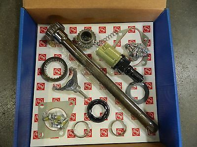 """OEM Disconnect Shifter Kit Front Axle 7.6"""" IFS 2003-2012 Colorado Canyon Chevy"""