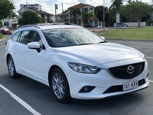 2016 Mazda 6 GJ Sports Auto Wagon  Southport Gold Coast City Preview