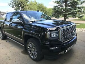 2017 GMC Denali With Ultimate Package