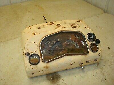 1963 Case 831 Tractor Dash Instrument Panel 830