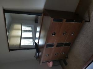 6 piece Double/Full Bedroom set free boxspring