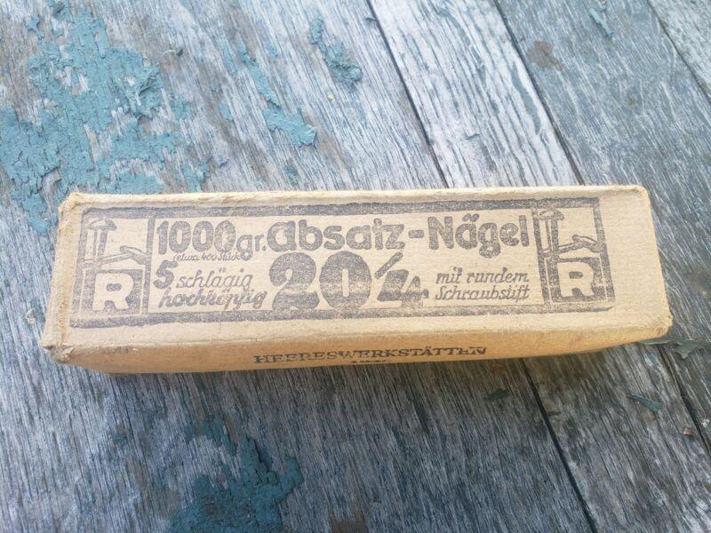 German Hob Nails