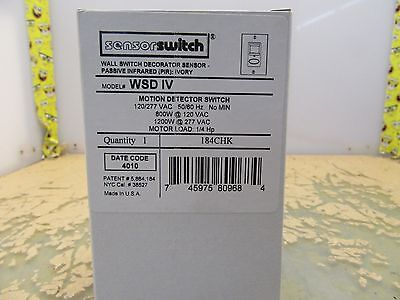 Sensor Switch Wsd Iv Pir Wall Switch Occupancy Sensor 184chk 3b-21