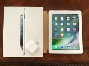 Apple iPad 4th, 128GB, excellent condition