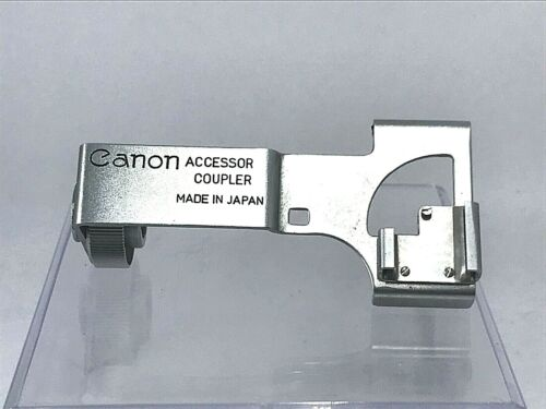 [EXC+++++] Canon RF Accessory Coupler for Canon model 7 From JAPAN #222