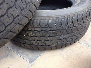 "Truck tires 18"" (set of 4)"