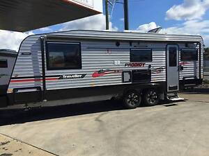 """2017 Traveller PRODIGY 23'6"""" REAR CLUB LOUNGE CARAVAN Caboolture Caboolture Area Preview"""
