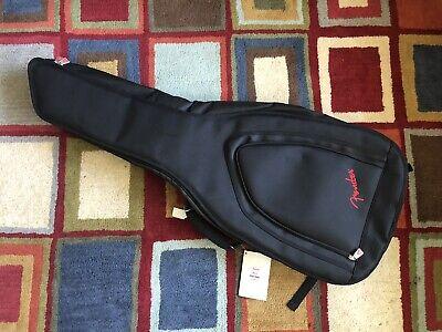 Fender F610 padded GIG BAG Classical Guitar w/ straps