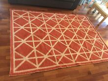 Orange rug from Freedom Duncraig Joondalup Area Preview