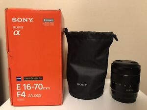 Sony Zeiss 16-70mm f4 lens - SEL1670Z