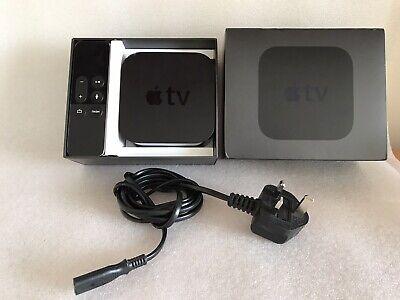 Apple TV 4th Generation Digital HD Media Streamer 32GB 1080p -