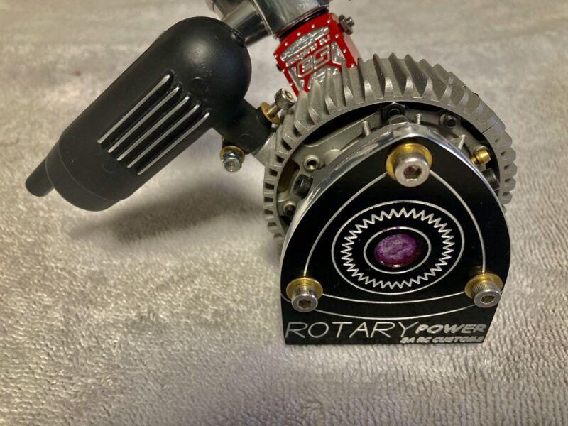 rc nitro engine Wankel Rotary
