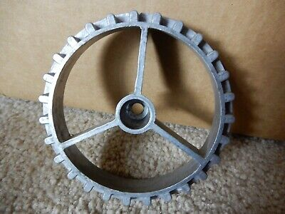 Metal Geared Control Flange For Candy Gumball Vending Machine Parts