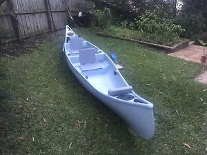 Canadian Style Canoe